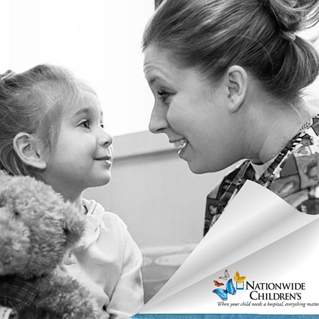 Nationwide Children's campaign creative ad
