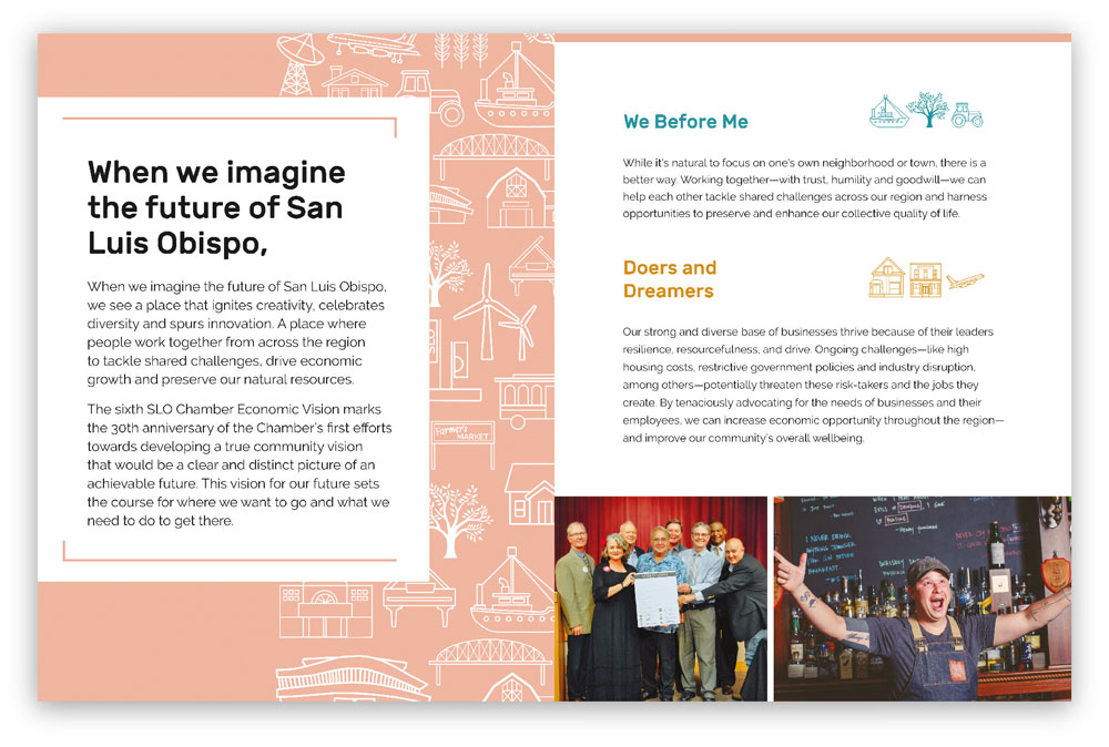 the economic vision of imagine slo pdf