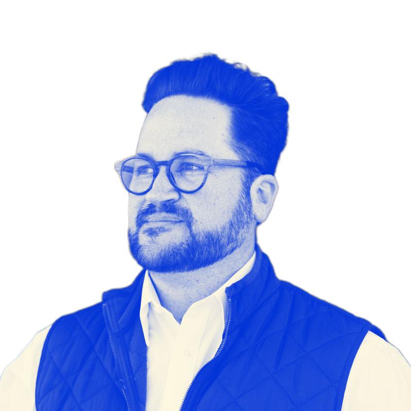 portrait of Brian Powell