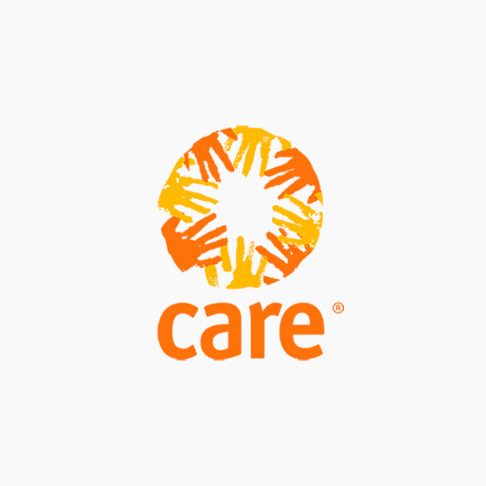 the care logo