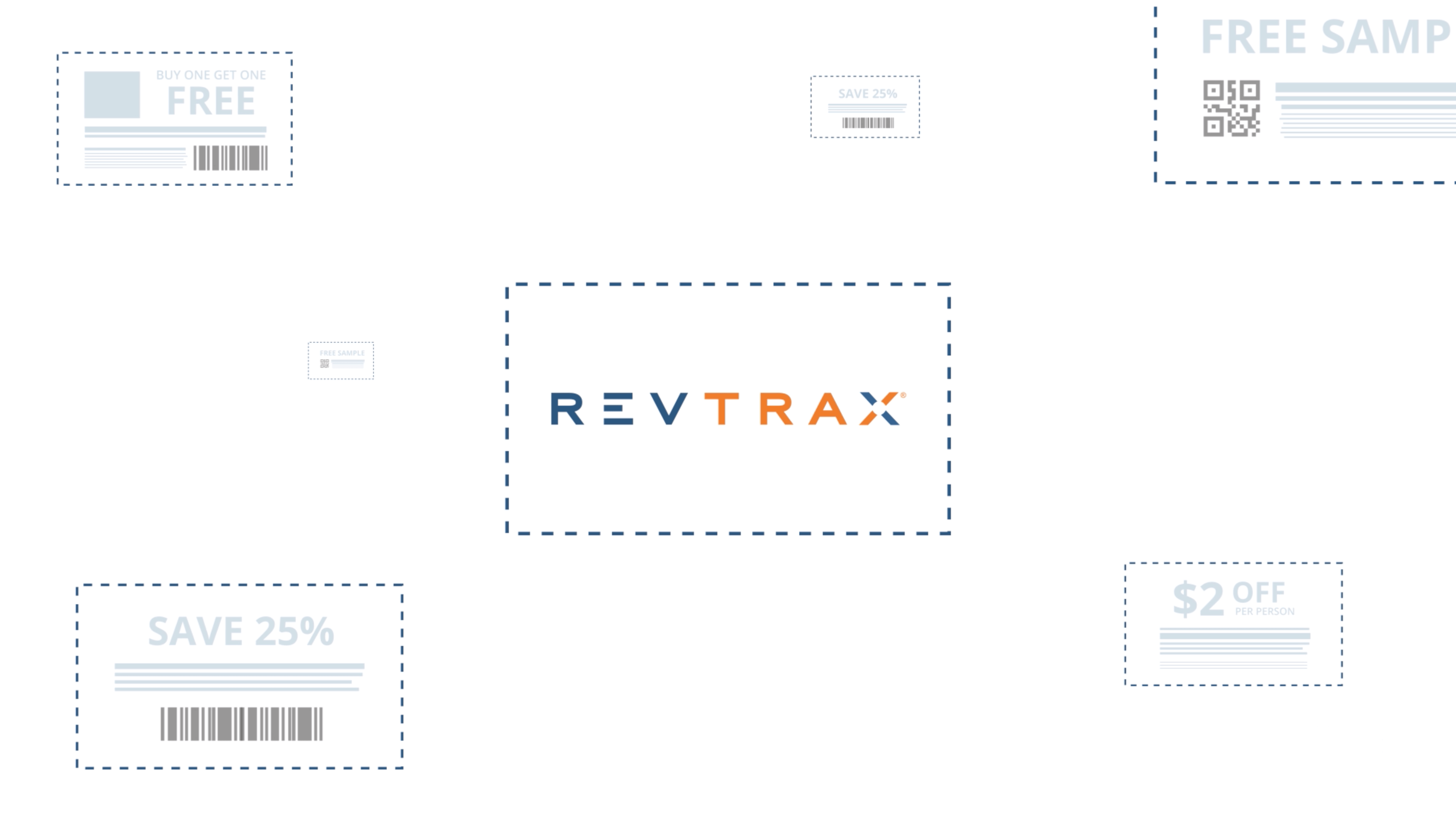 A screengrab from the Revtrax brand video