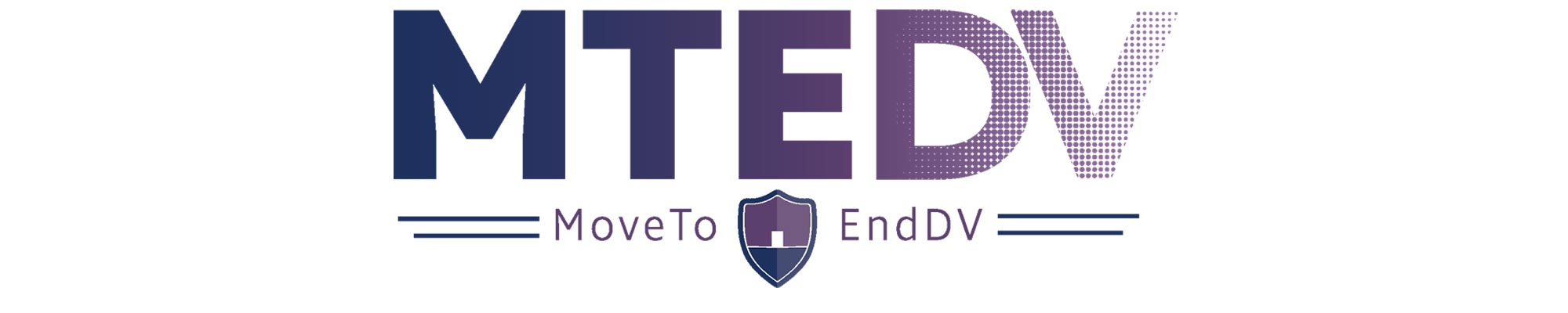Move To End DV Logo