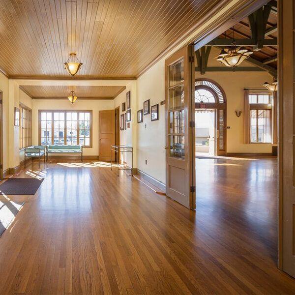 interior photo of The Monday Clubhouse